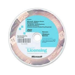 Microsoft SQL Server Standard Edition - Licence & Software Assurance - 1 Server