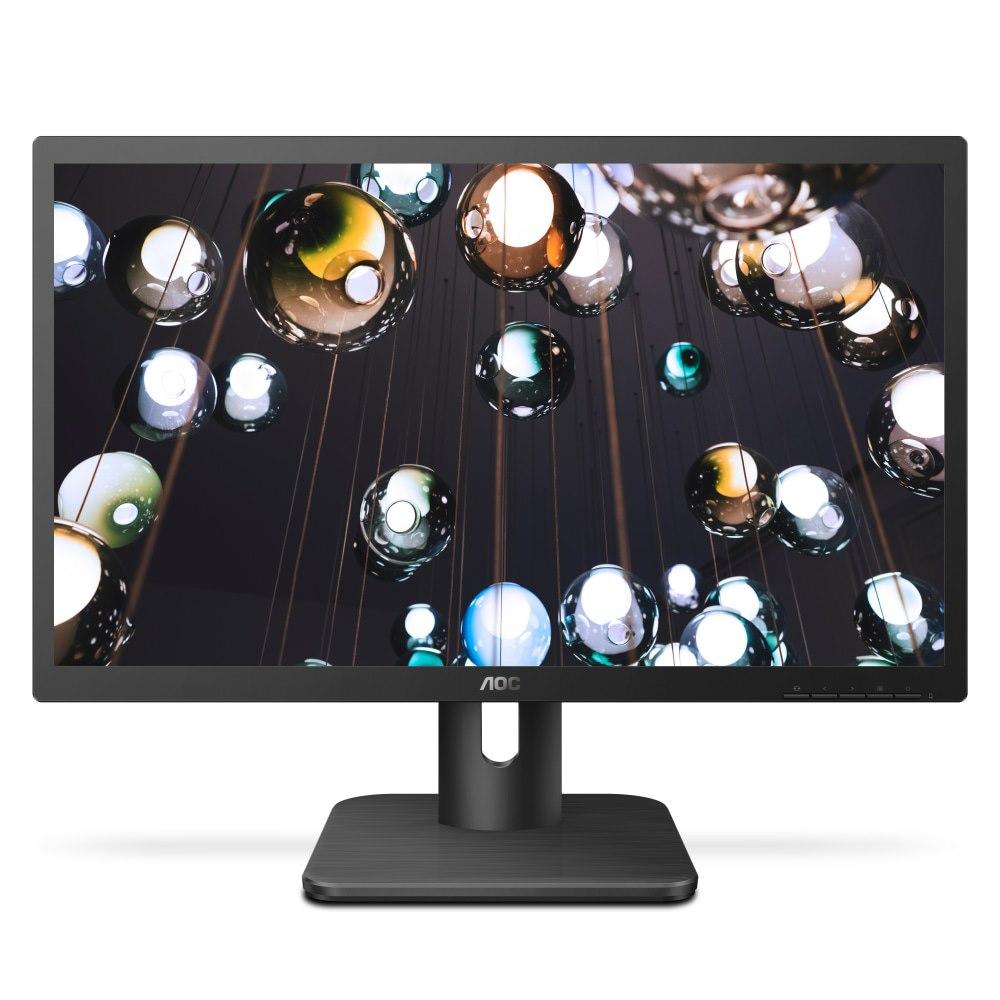 "AOC 22E1H 54.6 cm (21.5"") Full HD LED LCD Monitor - 16:9 - Black"