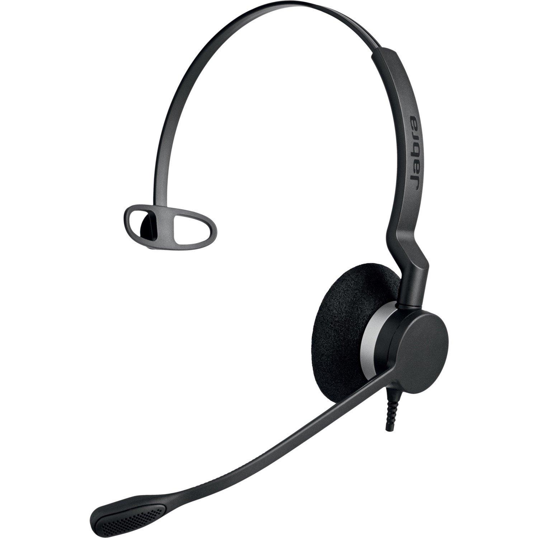 Jabra BIZ 2300 QD Wired Over-the-head Mono Headset