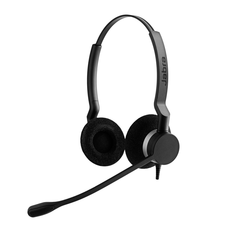 Jabra BIZ 2300 QD Wired Over-the-head Stereo Headset