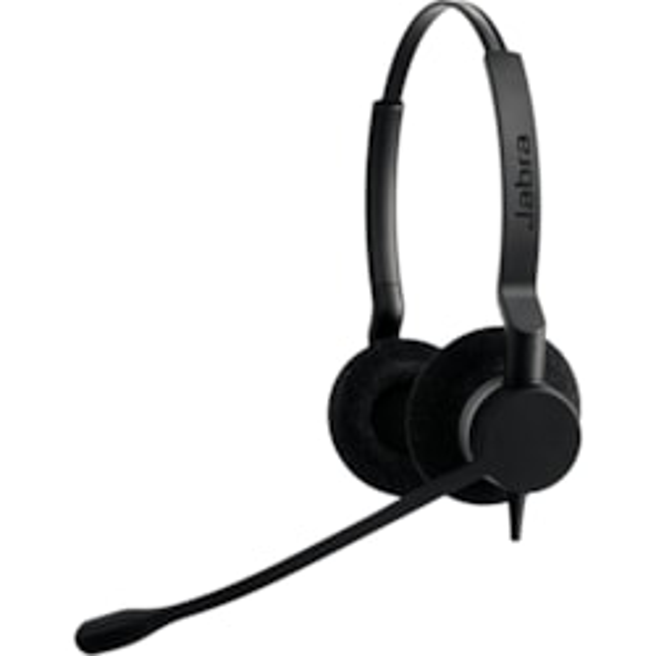 Jabra BIZ 2300 USB Wired Stereo Headset - Over-the-head - Supra-aural