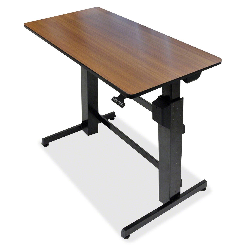 Ergotron WorkFit-D Computer Desk