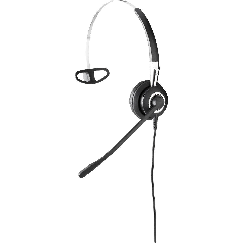 Jabra BIZ 2400 II QD Wired Over-the-head Mono Headset