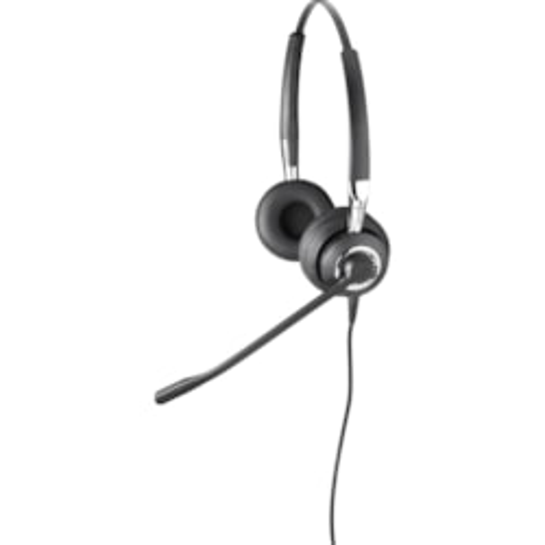 Jabra BIZ 2400 II QD Wired Over-the-head Stereo Headset