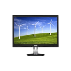 "Philips Brilliance 240B4QPYEB 61 cm (24"") LED LCD Monitor - 16:10 - 5 ms"