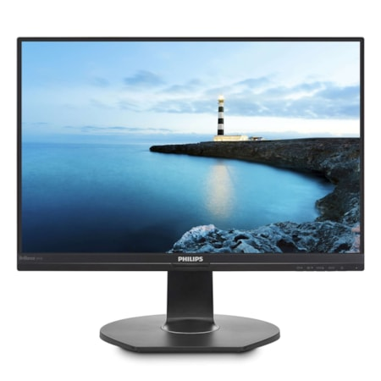 "Philips Brilliance 241B7QUPEB 60.5 cm (23.8"") WLED LCD Monitor - 16:9 - 5 ms"