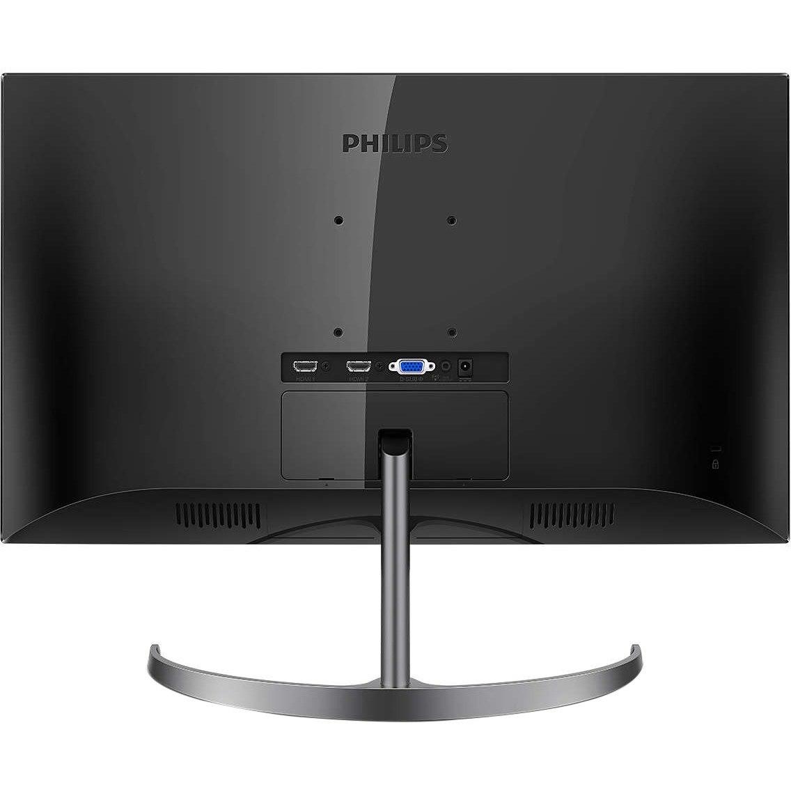 """Philips E-line 241E9 60.5 cm (23.8"""") WLED LCD Monitor - 16:9 - 5 ms GTG"""