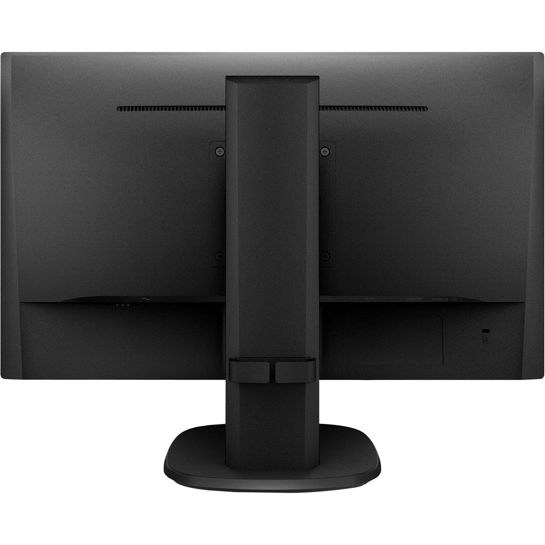 "Philips 243S7EJMB 60.5 cm (23.8"") Full HD WLED LCD Monitor - 16:9 - Textured Black"