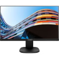 "Philips 243S7EJMB 60.5 cm (23.8"") Full HD WLED LCD Monitor - 16:9 - Textured Black"