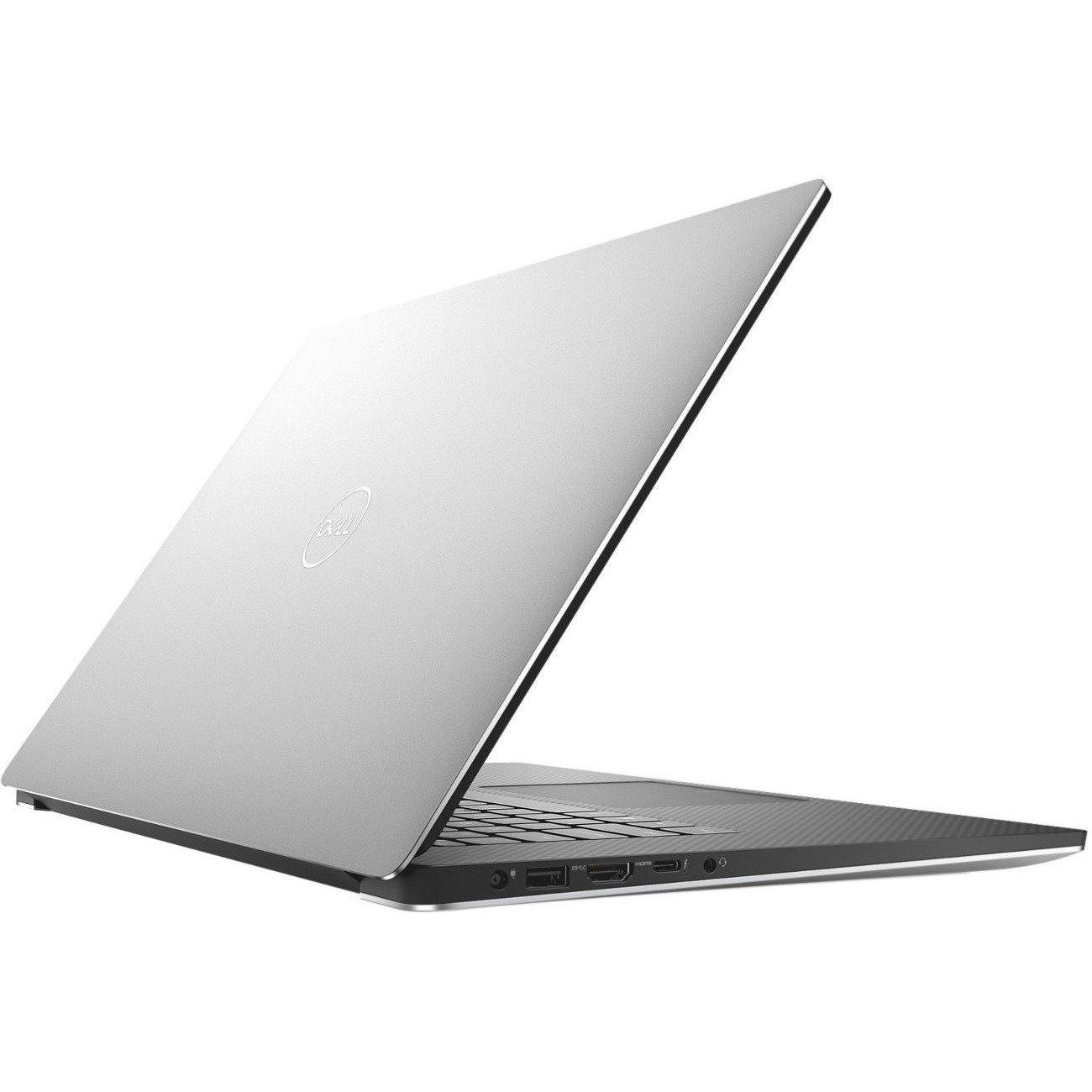 """Dell Precision 5000 5530 39.6 cm (15.6"""") LCD Mobile Workstation - Intel Core i5 (8th Gen) i5-8300H Quad-core (4 Core) 2.30 GHz - 8 GB DDR4 SDRAM - 256 GB SSD - Windows 10 Pro 64-bit (English) - 1920 x 1080 - Platinum Silver"""