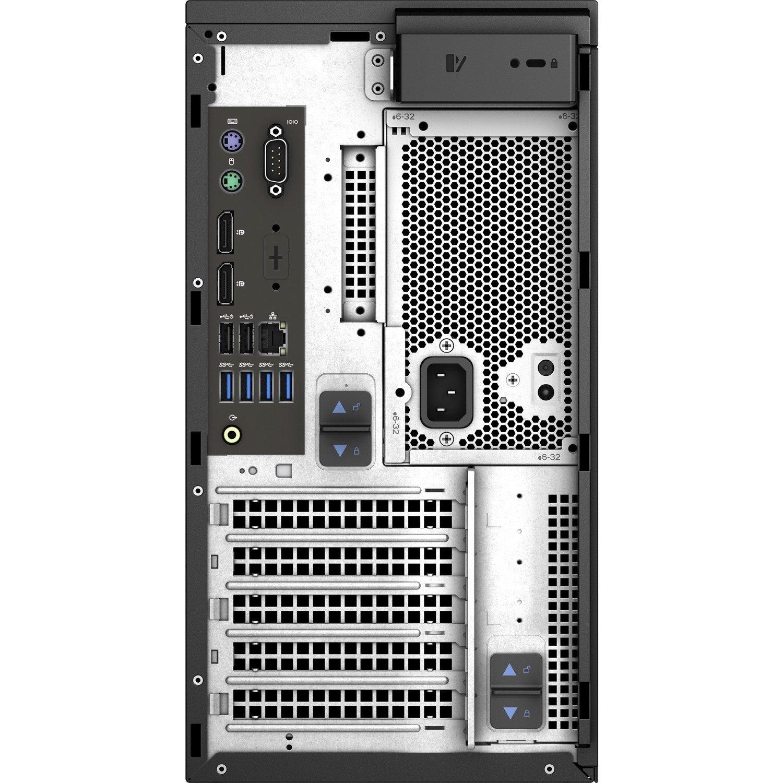 Dell Precision 3000 3630 Workstation - Intel Core i7 (8th Gen) i7-8700 Hexa-core (6 Core) 3.20 GHz - 16 GB DDR4 SDRAM - 512 GB SSDNVIDIA Quadro P620 2 GB Graphics - Windows 10 Pro 64-bit (English) - Tower