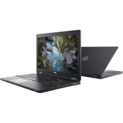 "Dell Precision 3000 3530 39.6 cm (15.6"") LCD Mobile Workstation - Intel Core i7 (8th Gen) i7-8750H Hexa-core (6 Core) 2.20 GHz - 16 GB DDR4 SDRAM - 512 GB SSD - Windows 10 Pro 64-bit (English) - 1920 x 1080 - PremierColor Technology"