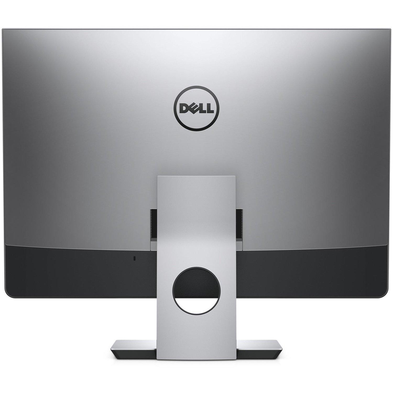 "Dell Precision 5000 5720 Workstation - Intel Core i7 (7th Gen) i7-7700 Quad-core (4 Core) 3.60 GHz - 16 GB DDR4 SDRAM - 256 GB SSDAMD Radeon Pro WX 7100 8 GB Graphics - 68.6 cm (27"") 3840 x 2160 Display - Windows 10 Pro 64-bit (English) - All-in-One"
