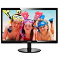 "Philips 246V5LHAB 61 cm (24"") LED LCD Monitor - 16:9 - 5 ms"