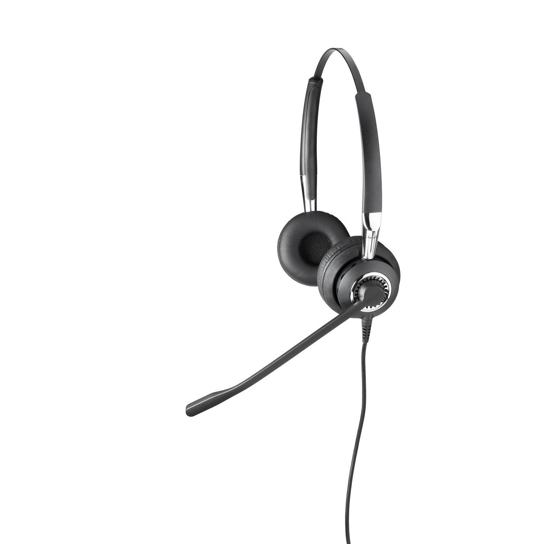 Jabra BIZ 2400 II USB Wired Stereo Headset - Over-the-head - Supra-aural
