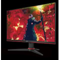 "AOC 24G2E5 60.5 cm (23.8"") Full HD Gaming LCD Monitor - 16:9 - Black, Red"
