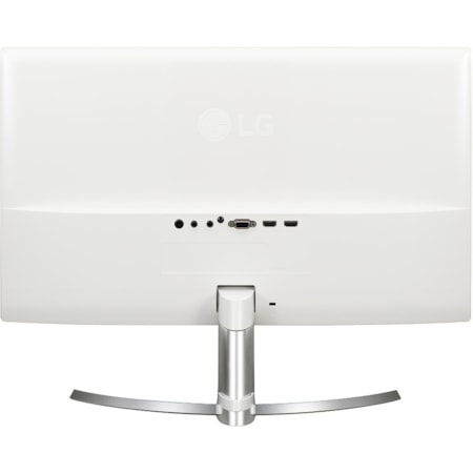 "LG 24MP88HV-S 60.5 cm (23.8"") Full HD LED LCD Monitor - 16:9 - Silver, White"