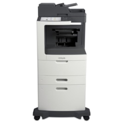 Lexmark MX811 MX811DME Laser Multifunction Printer - Monochrome