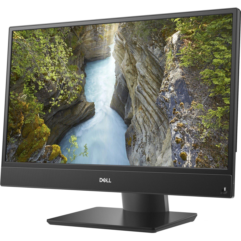 "Dell OptiPlex 5000 5270 All-in-One Computer - Intel Core i5 9th Gen i5-9500 3 GHz - 8 GB RAM DDR4 SDRAM - 128 GB SSD - 54.6 cm (21.5"") 1920 x 1080 - Desktop"