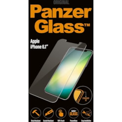 PanzerGlass Tempered Glass Screen Protector - Crystal Clear
