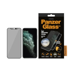 PanzerGlass Original Tempered Glass Screen Protector - Black
