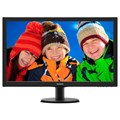 "Philips 273V5LHAB 68.6 cm (27"") LED LCD Monitor - 16:9 - 1 ms"