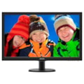 "Philips 273V5LHAB 68.6 cm (27"") Full HD LED LCD Monitor - 16:9 - Black"