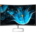 "Philips E-line 278E9QJAB 68.6 cm (27"") Full HD Curved Screen WLED LCD Monitor - 16:9 - Black/Silver, Glossy"