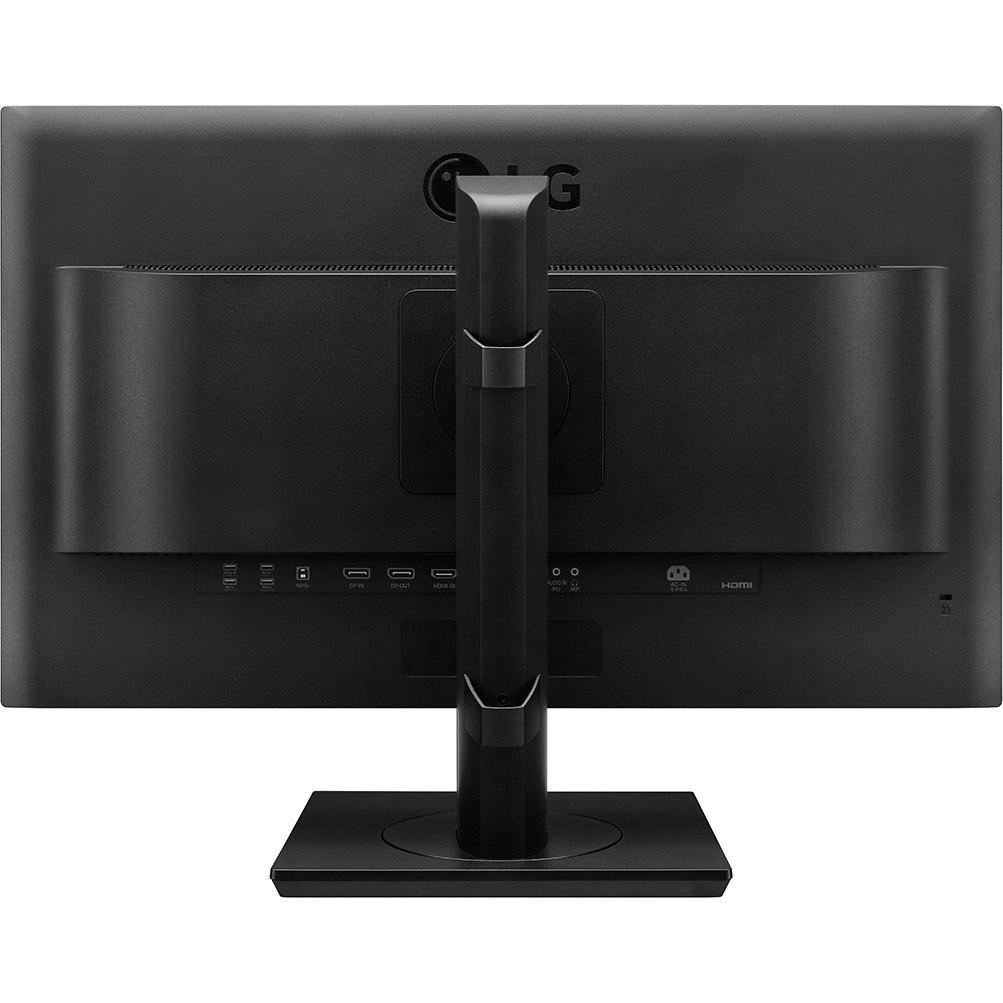"LG 27BK750Y-B 68.6 cm (27"") Full HD LED LCD Monitor - 16:9 - Textured Black"
