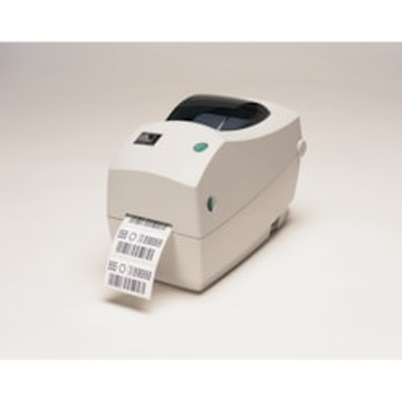 Zebra TLP 2824 Plus Thermal Transfer Printer - Monochrome - Desktop - Label Print