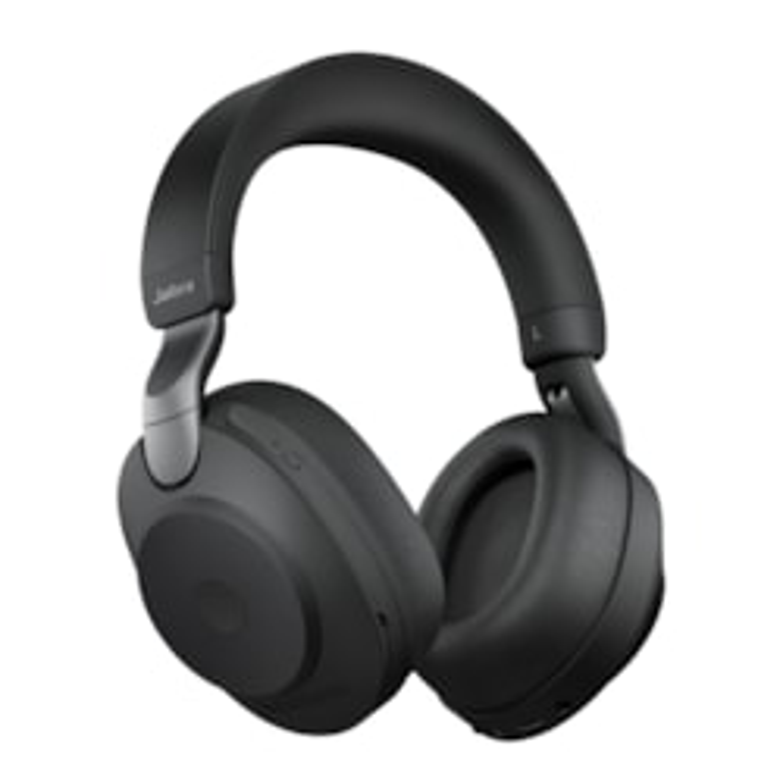 Jabra Evolve2 85 Wireless Over-the-head Stereo Headset - Black