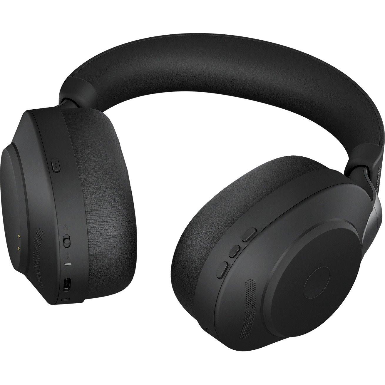 Jabra Evolve2 85 Over-the-head Stereo Headset - Black