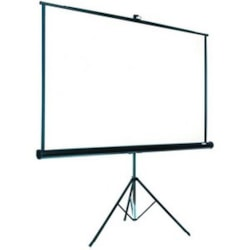 "2C Present IT Projection Screen - 215.9 cm (85"") - 16:9, 4:3"