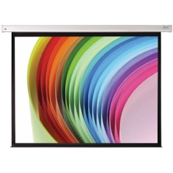 """2C Screen IT Electric Projection Screen - 254 cm (100"""") - 4:3 - Wall Mount, Ceiling Mount"""