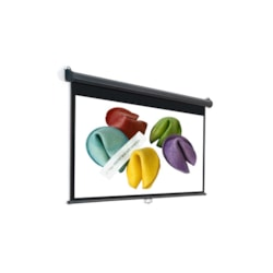 "2C Enjoy IT 2C747 Electric Projection Screen - 269.2 cm (106"") - 16:10 - Wall Mount, Ceiling Mount"