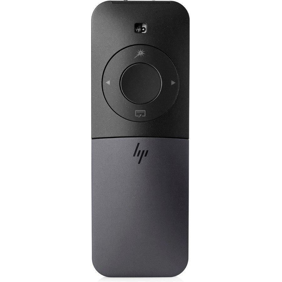 HP Elite Mouse/Presentation Pointer - Optical - Wireless - Black