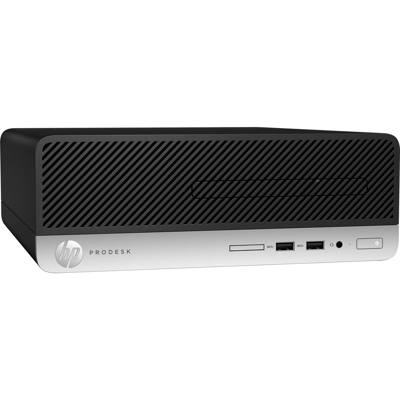 HP Business Desktop ProDesk 400 G4 Desktop Computer - Intel Core i5 (7th Gen) i5-7500 3.40 GHz - 8 GB DDR4 SDRAM - 1 TB HDD - Windows 10 Pro 64-bit - Small Form Factor