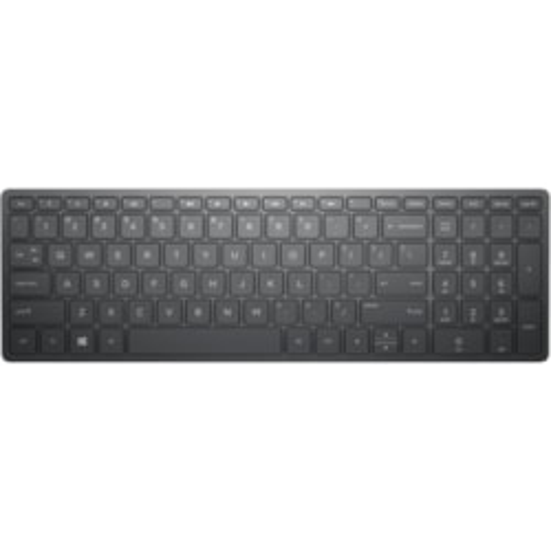 HP 1000 Keyboard - Wireless Connectivity - RF