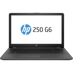 "HP 250 G6 39.6 cm (15.6"") LCD Notebook - Intel Core i3 (6th Gen) i3-6006U Dual-core (2 Core) 2 GHz - 4 GB DDR4 SDRAM - 500 GB HDD - Windows 10 Home 64-bit - 1366 x 768"
