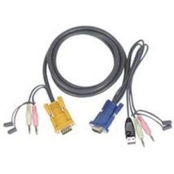 Aten USB KVM Cable - 1.80 m - 1 Pack