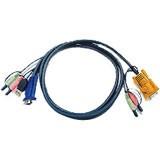Aten 2L-5305U KVM Cable - 5 m - Shielding