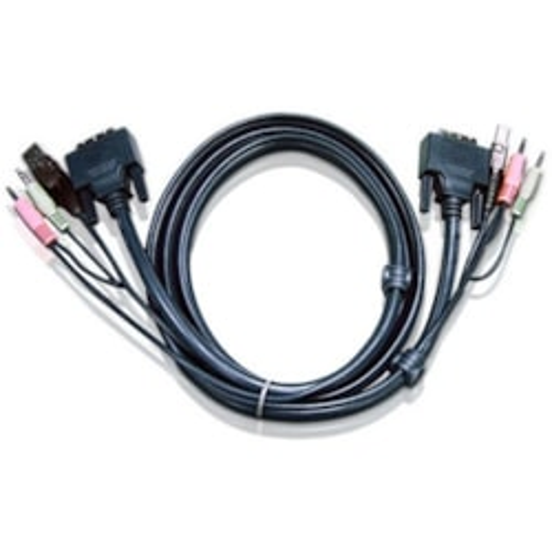Aten 2L-7D02U USB KVM Cable - 1.80 m