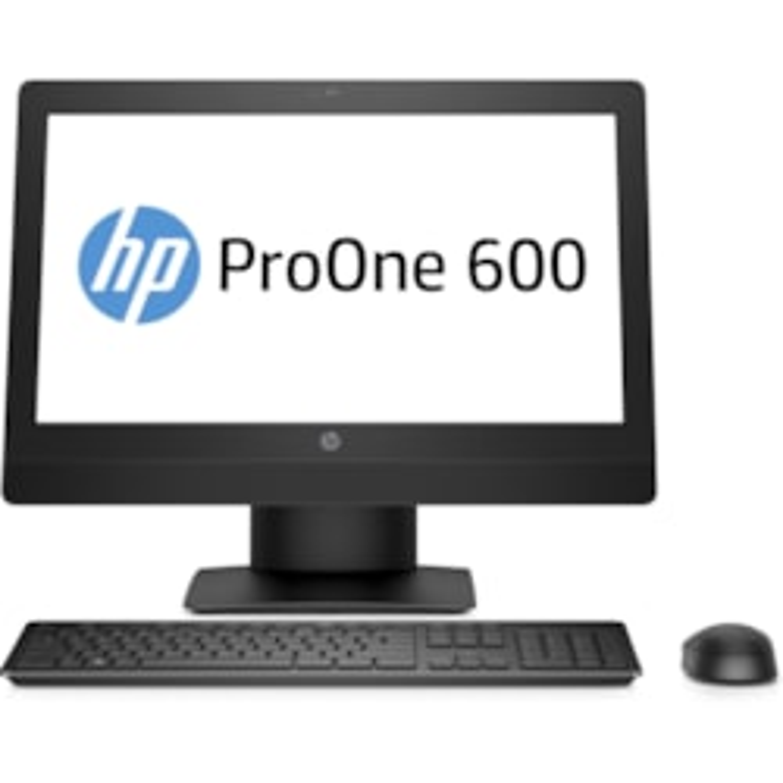 "HP Business Desktop ProOne 600 G3 All-in-One Computer - Intel Core i5 (7th Gen) i5-7500 3.40 GHz - 8 GB DDR4 SDRAM - 256 GB SSD - 54.6 cm (21.5"") 1920 x 1080 - Windows 10 Pro 64-bit - Desktop"