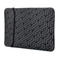 """HP Carrying Case (Sleeve) for 35.6 cm (14"""") Notebook - Black, Grey"""