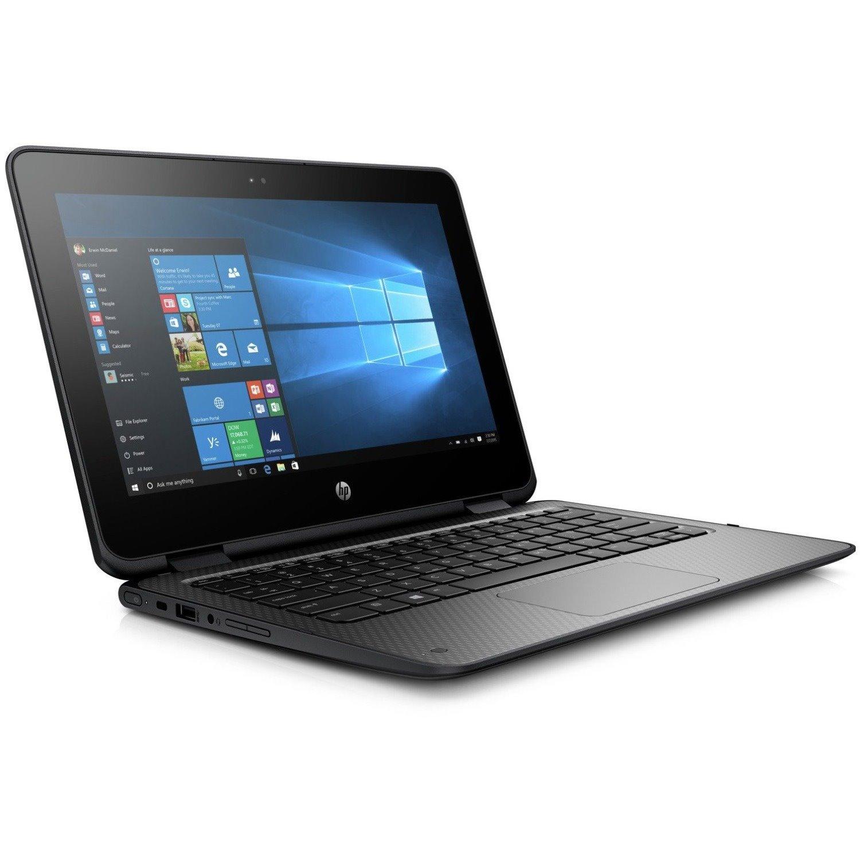 "HP ProBook x360 11 G1 EE 29.5 cm (11.6"") Touchscreen 2 in 1 Notebook - 1366 x 768 - Intel Celeron N3350 Dual-core (2 Core) 1.10 GHz - 4 GB RAM - 128 GB SSD"