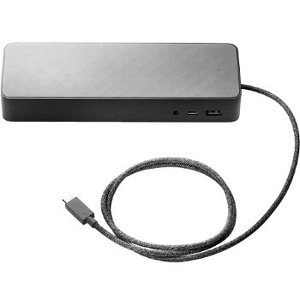 HP HSA-B005DS USB Type C Docking Station for Notebook/Tablet PC/Desktop PC - 90 W