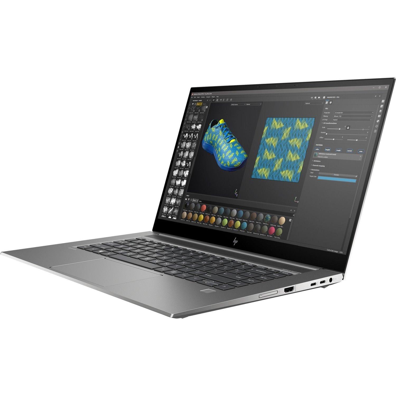"HP ZBook Studio G7 39.6 cm (15.6"") Mobile Workstation - Full HD - 1920 x 1080 - Intel Xeon W-10885M Octa-core (8 Core) 2.40 GHz - 16 GB RAM - 1 TB SSD"