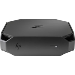 HP Z2 Mini G3 Workstation - 1 x Intel Core i7 (6th Gen) i7-6700 Quad-core (4 Core) 3.40 GHz - 8 GB DDR4 SDRAM - 1 TB HDDIntel HD Graphics 530 - Windows 10 Pro 64-bit - Mini PC - Space Gray, Black Chrome Accent