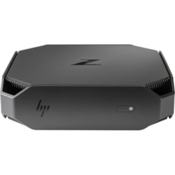 HP Z2 Mini G3 Workstation - 1 x Intel Core i7 (6th Gen) i7-6700 Quad-core (4 Core) 3.40 GHz - 8 GB DDR4 SDRAM - NVIDIA Quadro M620 2 GB Graphics - Windows 10 Pro 64-bit - Mini PC - Space Gray, Black Chrome Accent