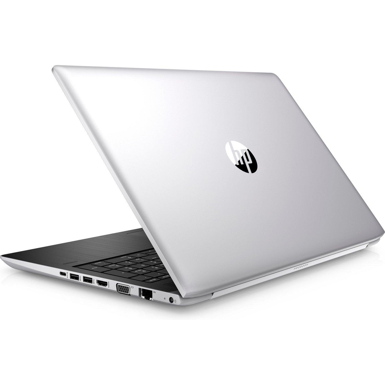 "HP ProBook 450 G5 39.6 cm (15.6"") LCD Notebook - Intel Celeron 3865U Dual-core (2 Core) 1.80 GHz - 4 GB DDR4 SDRAM - 500 GB HDD - Windows 10 Home 64-bit - 1366 x 768"